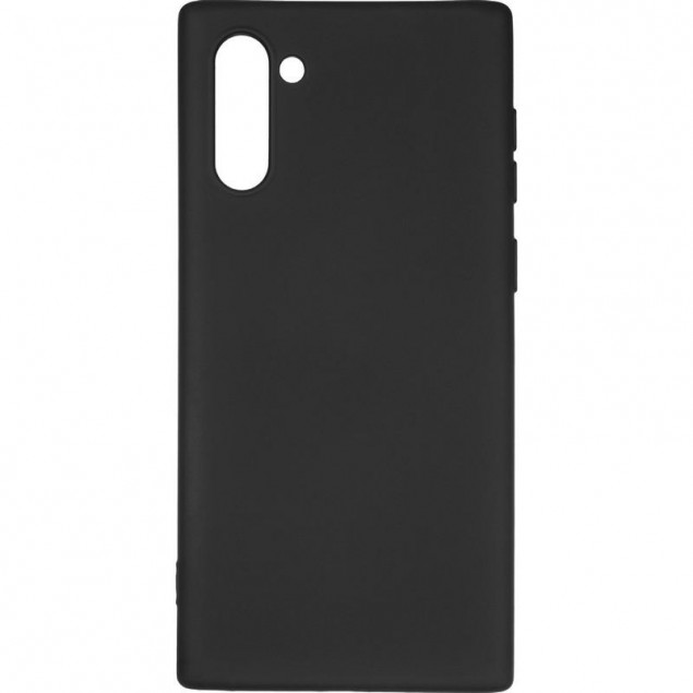 Full Soft Case for Samsung N970 (Note 10) Black