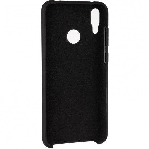 Original 99% Soft Matte Case for Samsung G996 (S21 Plus) Black