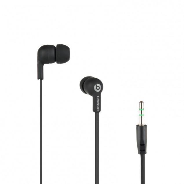 HF MP3 Monster Beats №5 Black (packet)