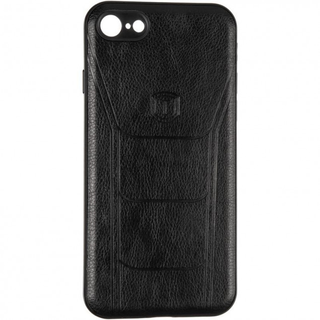 Leather Prime Case for Samsung A207 (A20s) Black