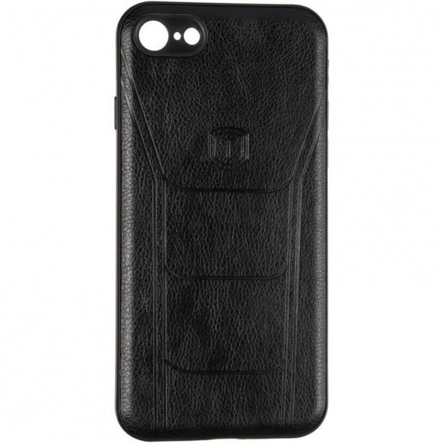 Leather Prime Case for Xiaomi Redmi Note 8 Black