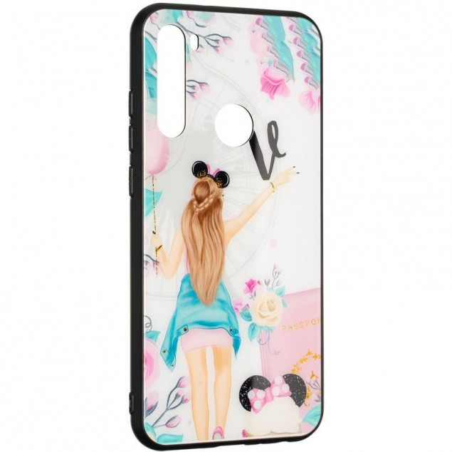 Girls Case for Xiaomi Redmi 8 №6
