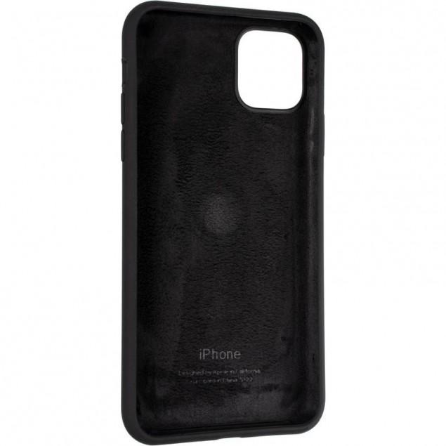 Original Full Soft Case for iPhone 11 Pro Max Black