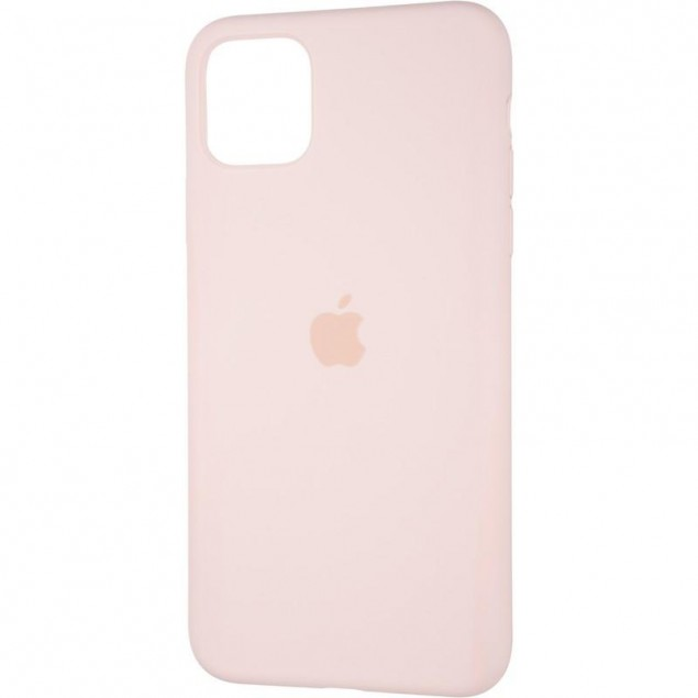 Original Full Soft Case for iPhone 11 Pro Max Pink Sand