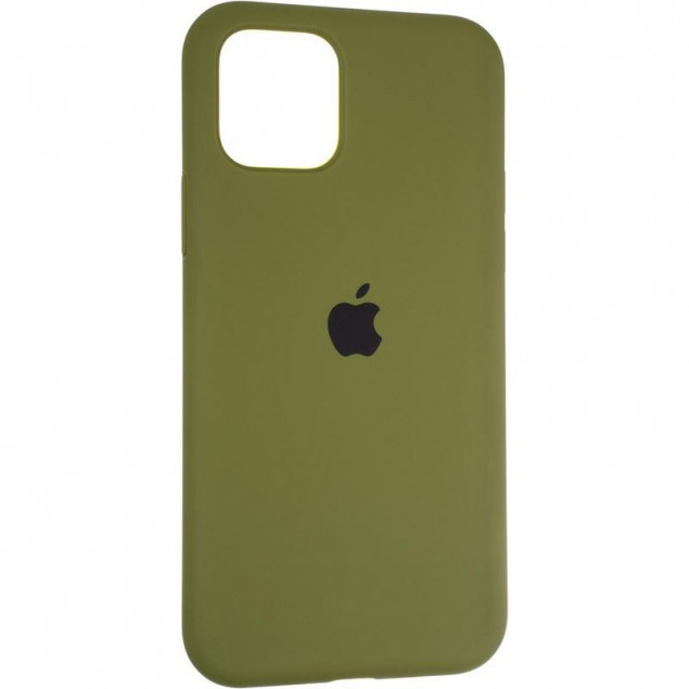 Original Full Soft Case for iPhone 11 Pro Pinery Green