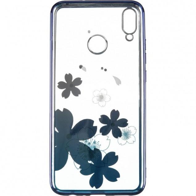 Beckberg Breathe seria (New) for Huawei P40 Lite E Flowers