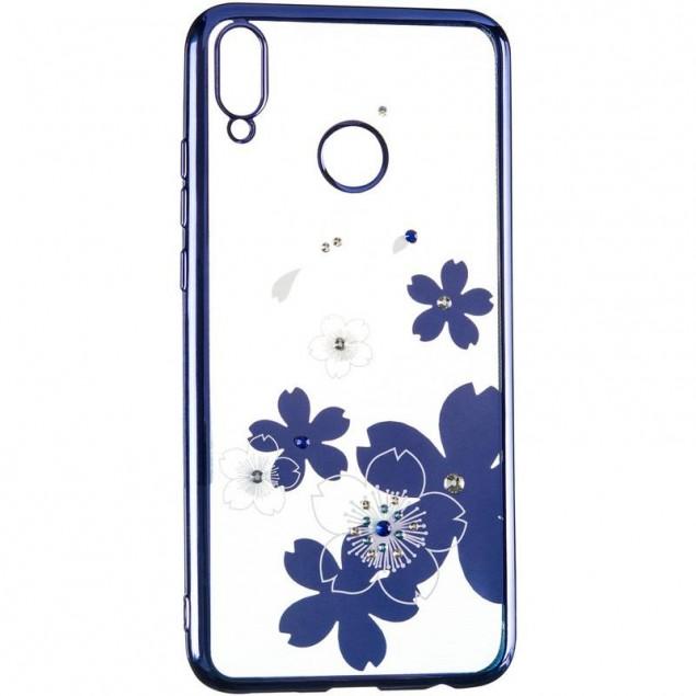 Beckberg Breathe seria (New) for Huawei Y6P Flowers