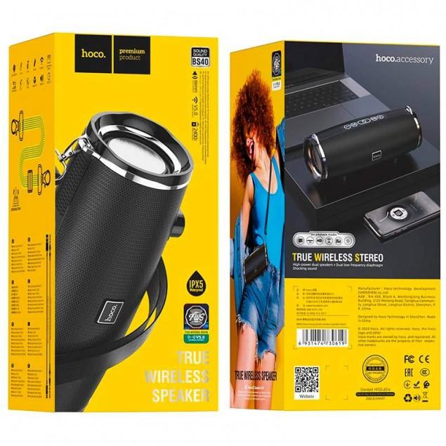 Bluetooth Speaker Hoco BS40 Black