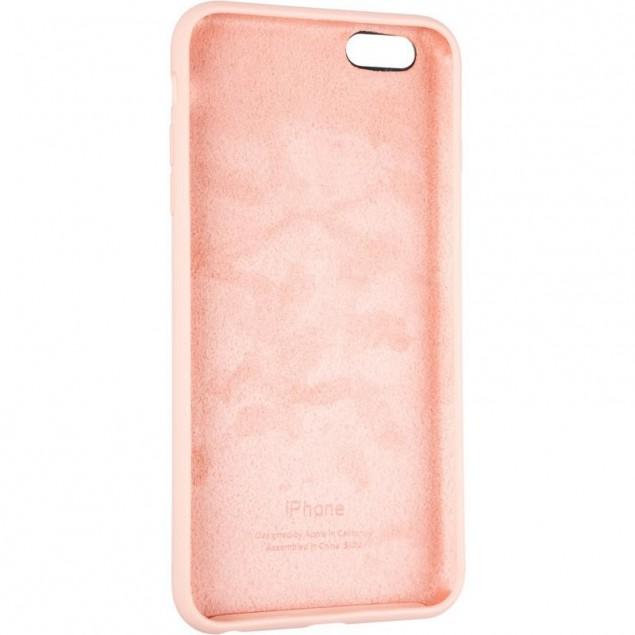 Original Full Soft Case for iPhone 6 Plus Grapefruit