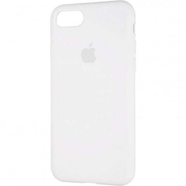 Original Full Soft Case for iPhone 7/8/SE White