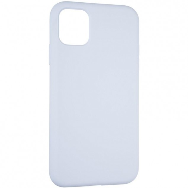 Original Full Soft Case for iPhone 11 Lilac (without logo)