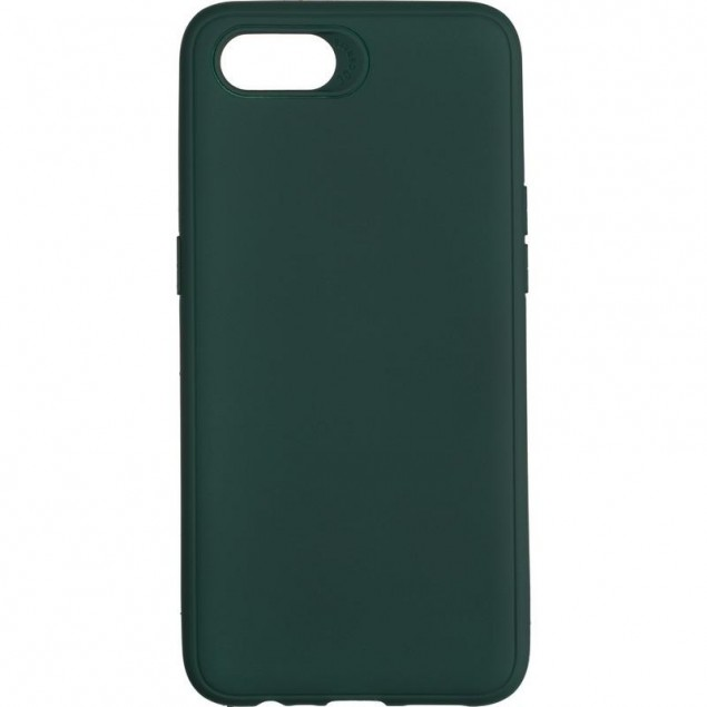 Full Soft Case for Realme C2 Dark Green TPU