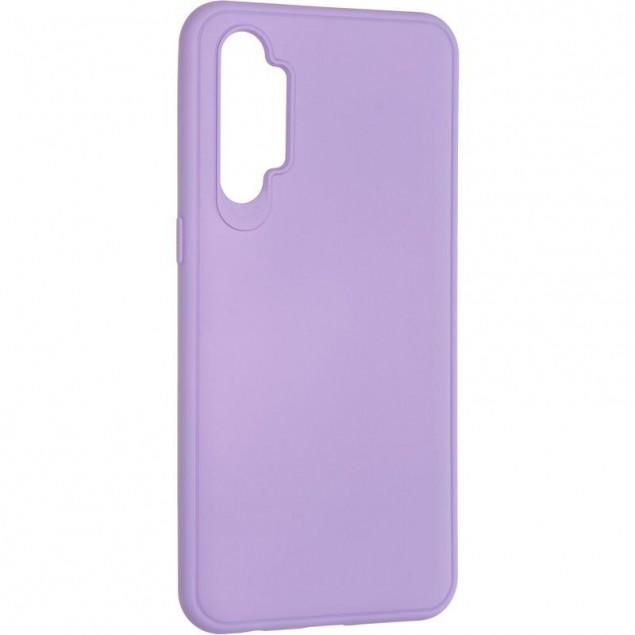 Full Soft Case for Realme X2/XT Violet TPU