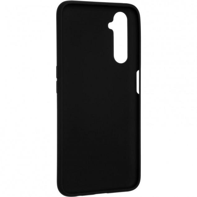 Full Soft Case for Realme 6 Pro Black TPU