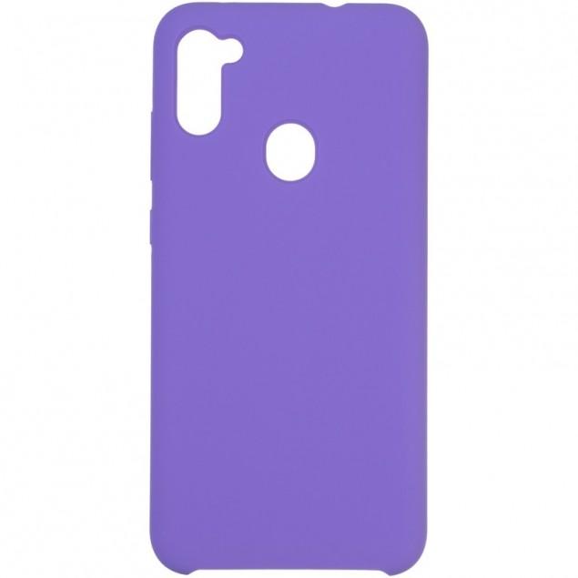Original 99% Soft Matte Case for Samsung A115 (A11)/M115 (M11) Violet