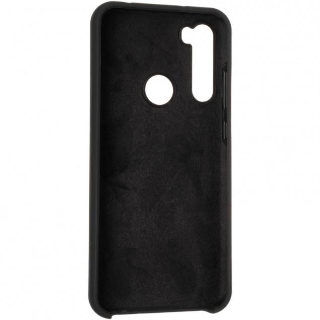 Original 99% Soft Matte Case for Xiaomi Redmi Note 8t Black