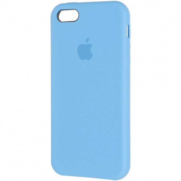 Original 99% Soft Matte Case for iPhone 5 Marine Blue