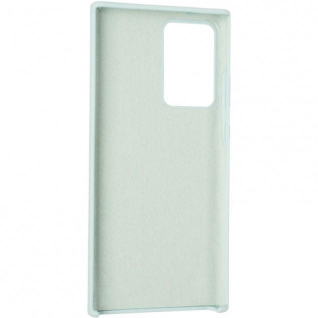 Original 99% Soft Matte Case for Samsung N985 (Note 20 Ultra) Mint