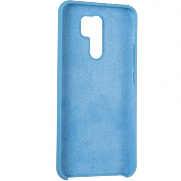 Original 99% Soft Matte Case for Xiaomi Redmi 9 Blue