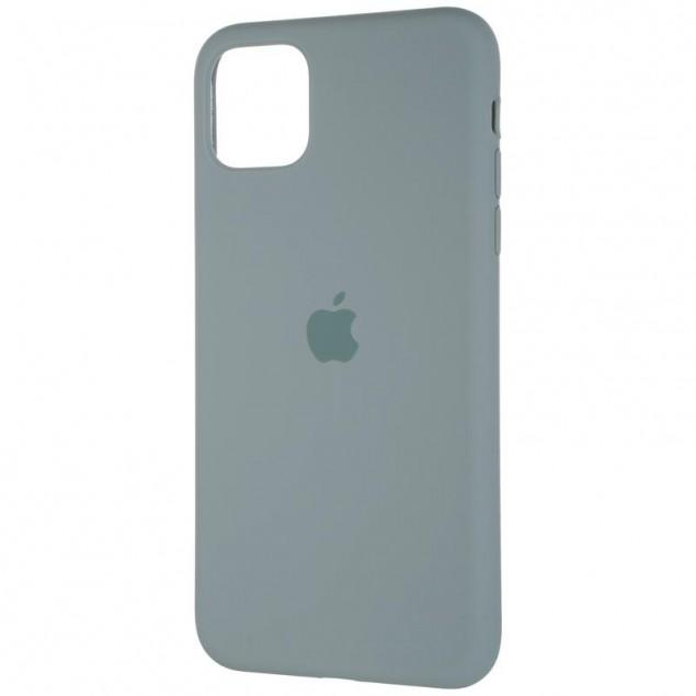 Original Full Soft Case for iPhone 11 Pro Max Granny Grey