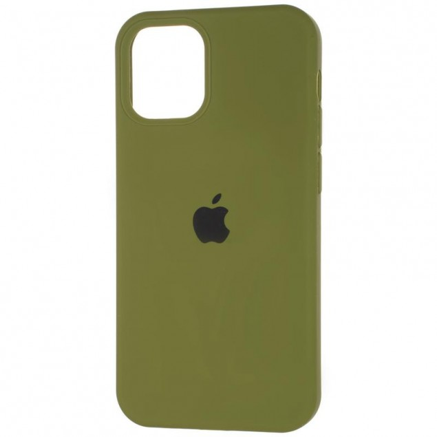 Original Full Soft Case for iPhone 12 Mini Pinery Green