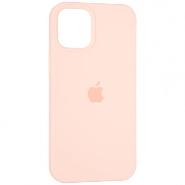 Original Full Soft Case for iPhone 12 Mini Grapefruit