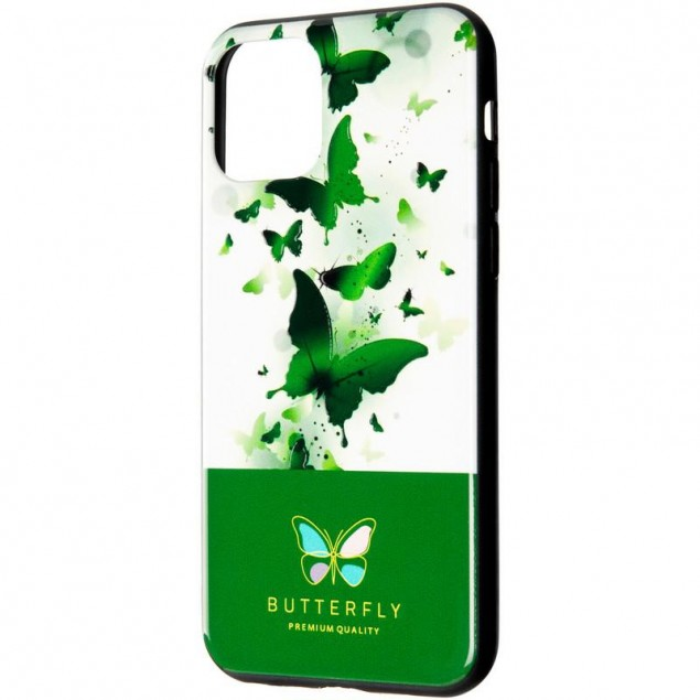 Butterfly Case for Xiaomi Redmi Note 7 Green
