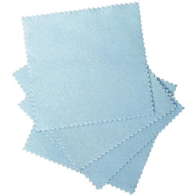 Микрофибровая салфетка для поклейки стекол