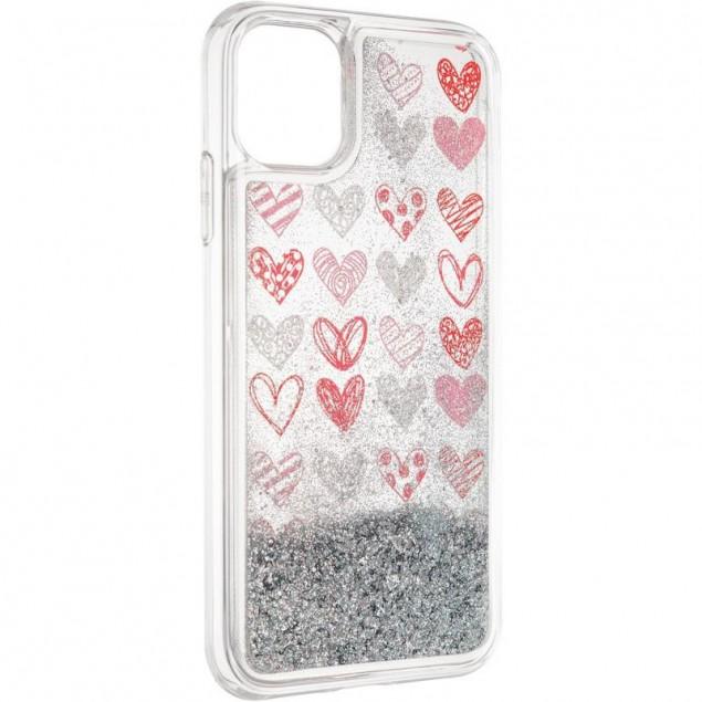 Aqua Case for Samsung A217 (A21s) Hearts