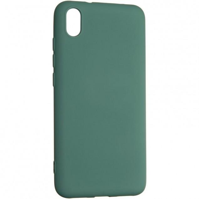 Full Soft Case for Xiaomi Redmi 7a Dark Green