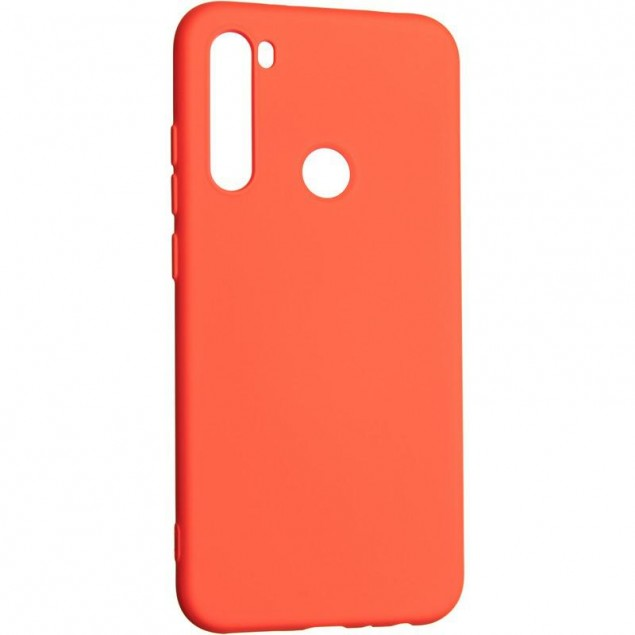 Full Soft Case for Xiaomi Redmi Note 8 Red