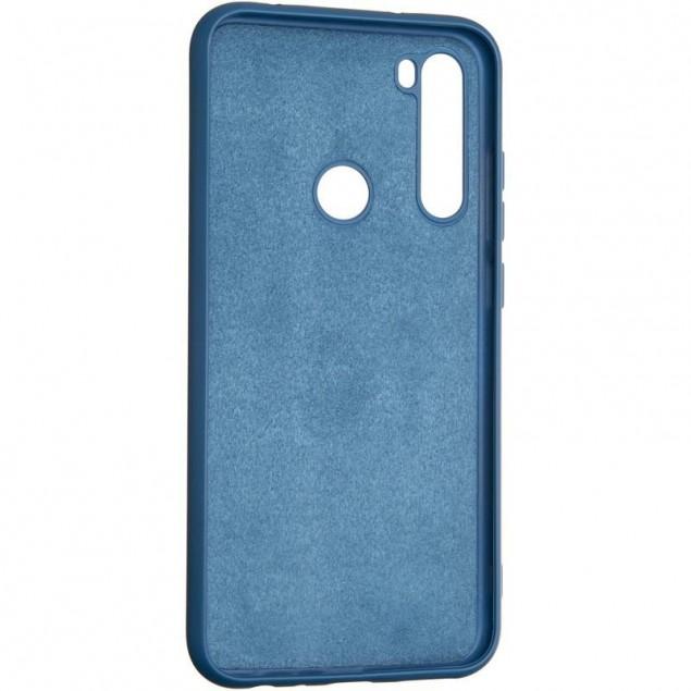Full Soft Case for Xiaomi Redmi Note 8 Blue