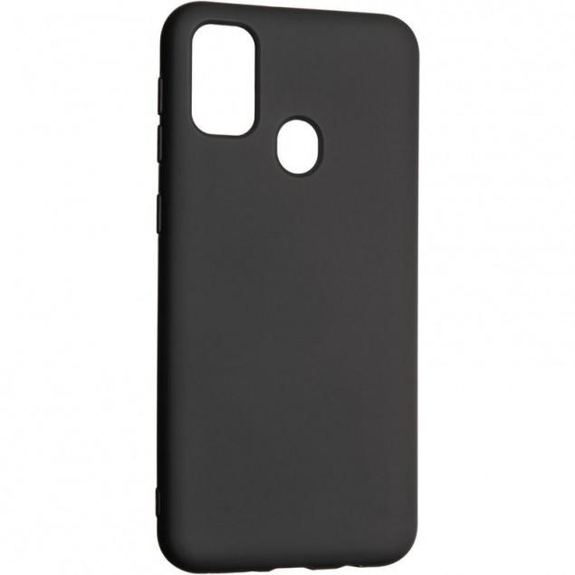 Full Soft Case for Samsung M307 (M30s)/M215 (M21) Black