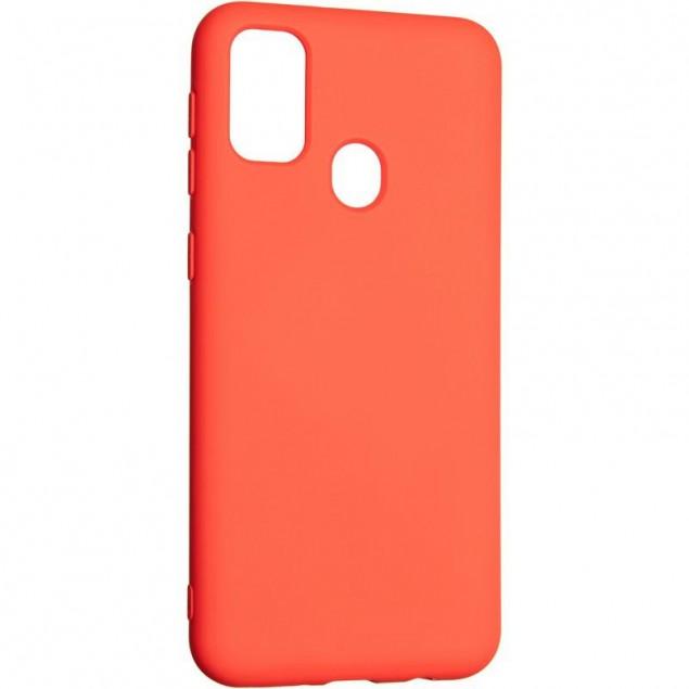 Full Soft Case for Samsung M307 (M30s)/M215 (M21) Red