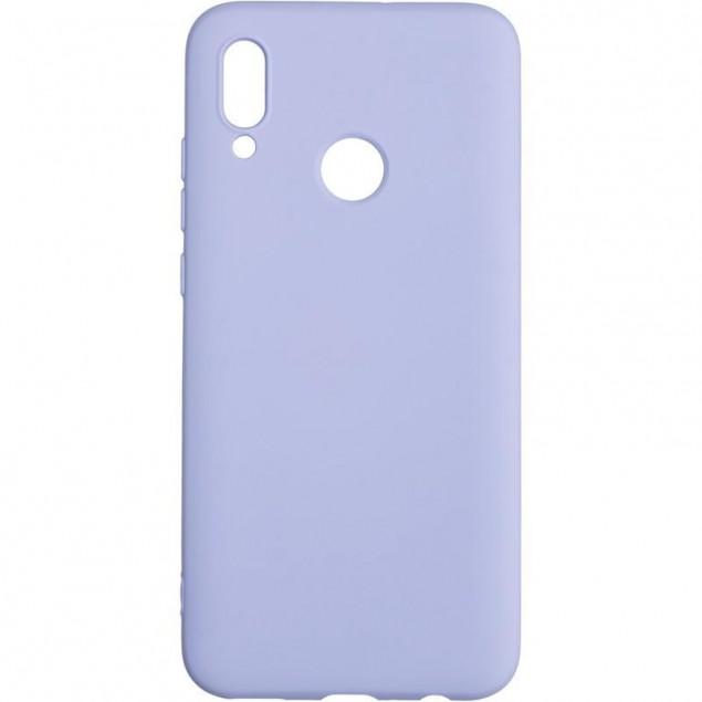 Full Soft Case for Huawei P Smart (2019) Violet