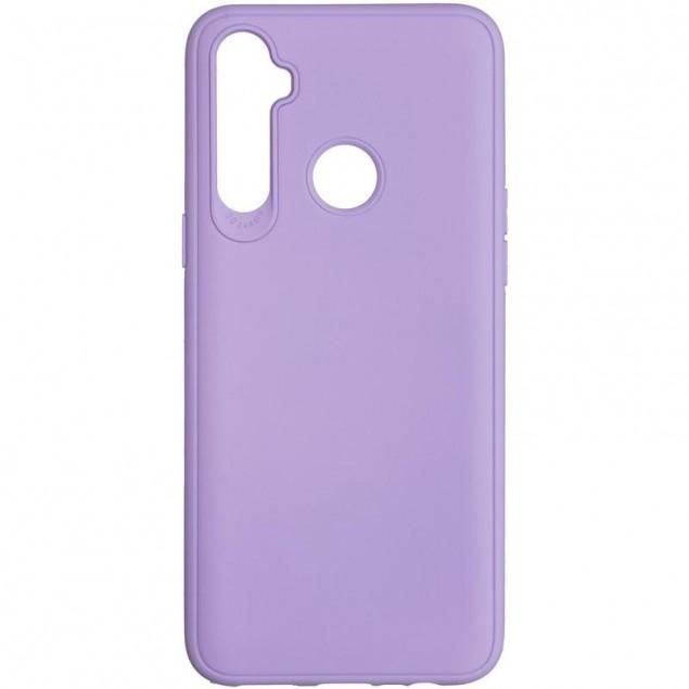 Full Soft Case for Realme 5 Violet TPU