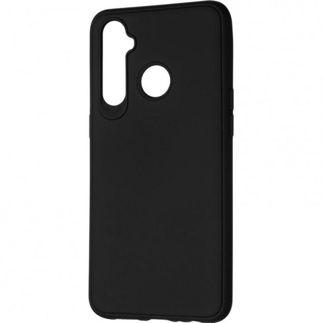 Full Soft Case for Realme 5 Pro Black TPU