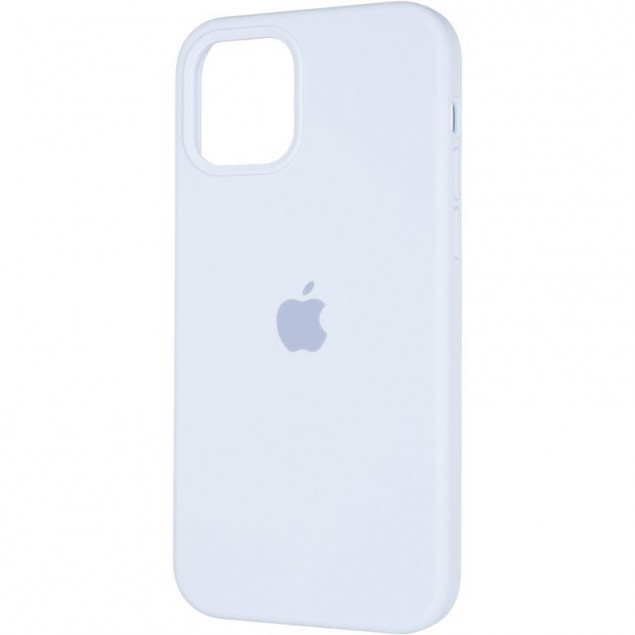 Original Full Soft Case for iPhone 12/12 Pro Lilac