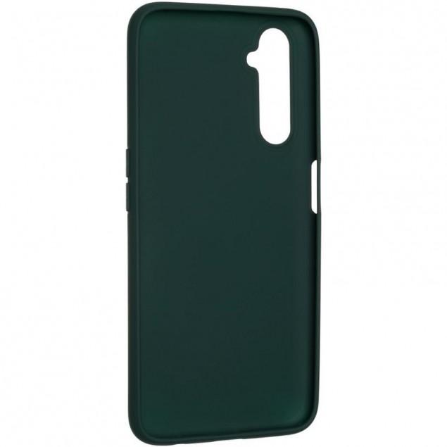 Full Soft Case for Realme 6 Pro Dark Green TPU