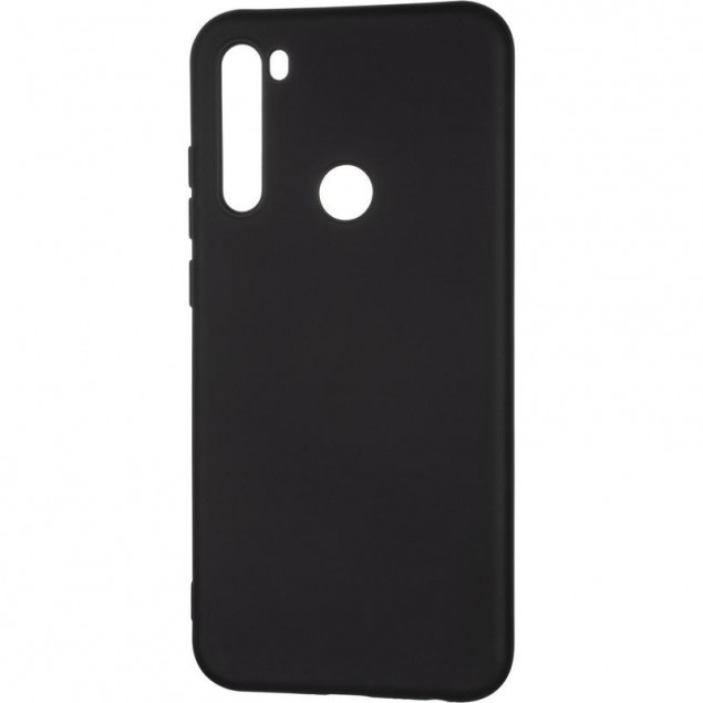 Full Soft Case for Xiaomi Redmi Note 8t Black