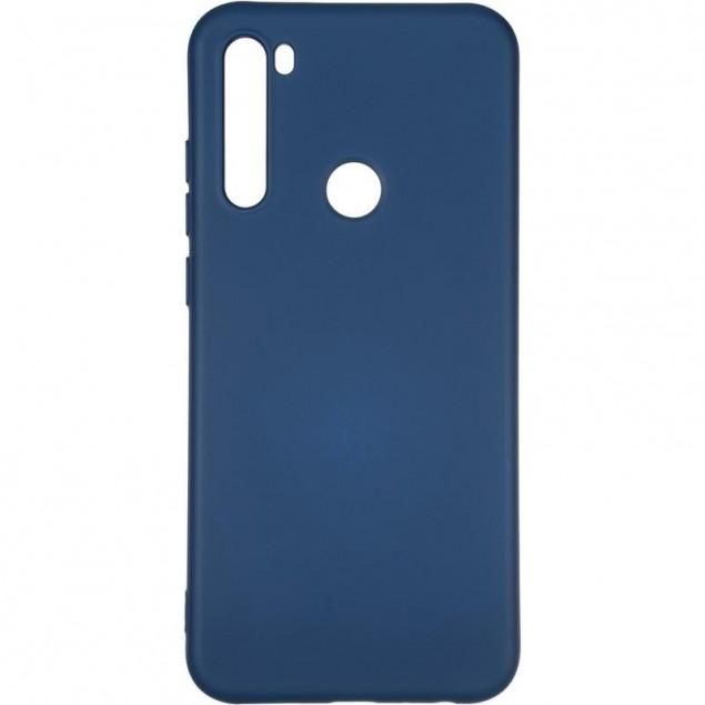Full Soft Case for Xiaomi Redmi Note 8t Blue
