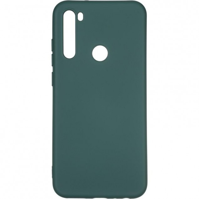 Full Soft Case for Xiaomi Redmi Note 8t Dark Green