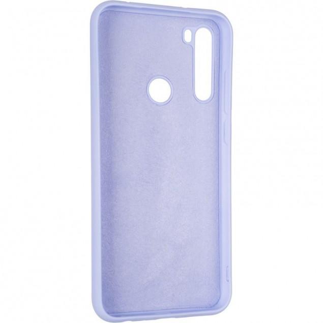 Full Soft Case for Xiaomi Redmi Note 8t Violet