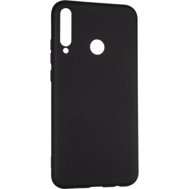 Full Soft Case for Huawei P40 Lite E Black