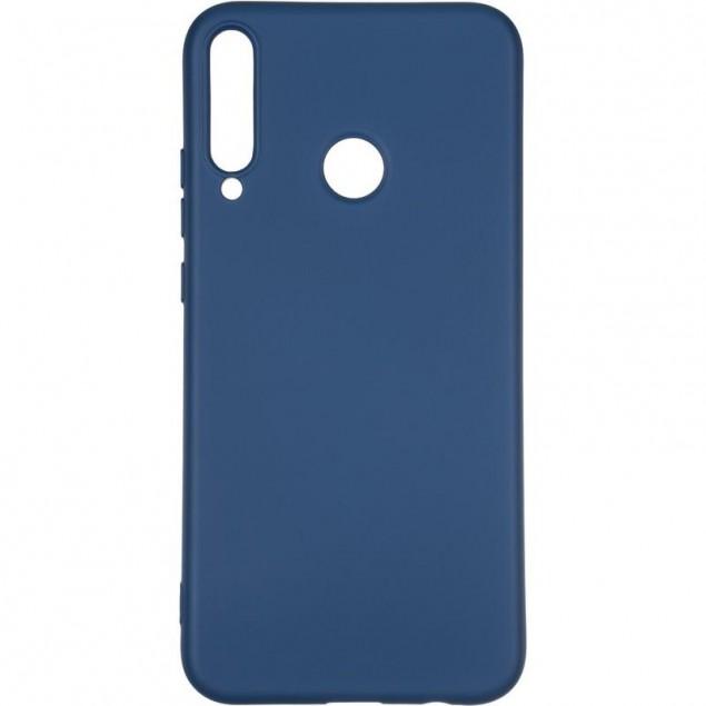 Full Soft Case for Huawei P40 Lite E Blue