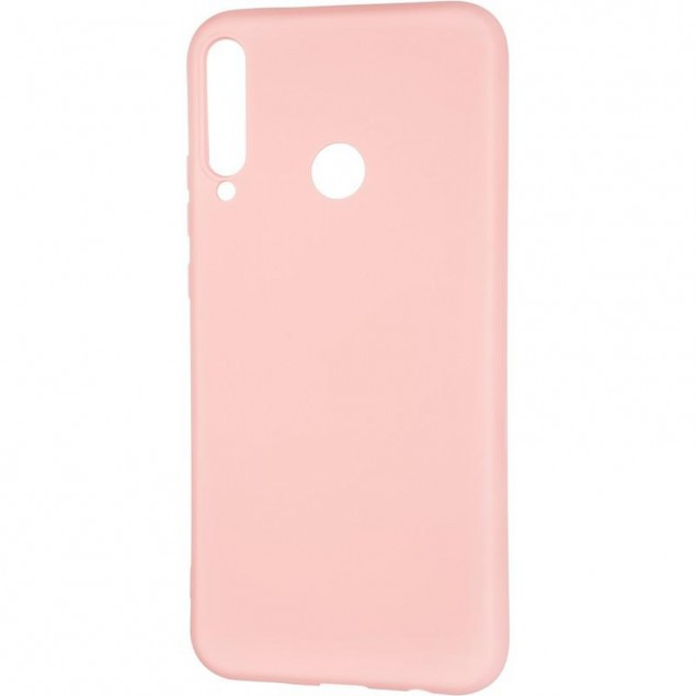 Full Soft Case for Huawei P40 Lite E Pink