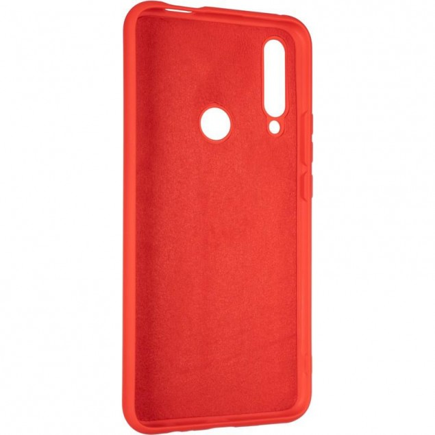 Full Soft Case for Huawei Honor 9x/Y9 Prime (2019) Red