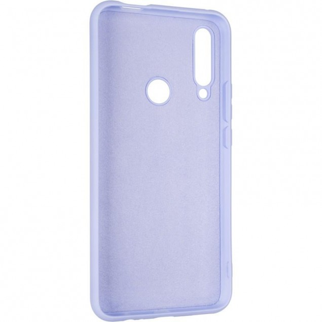 Full Soft Case for Huawei Honor 9x/Y9 Prime (2019) Violet
