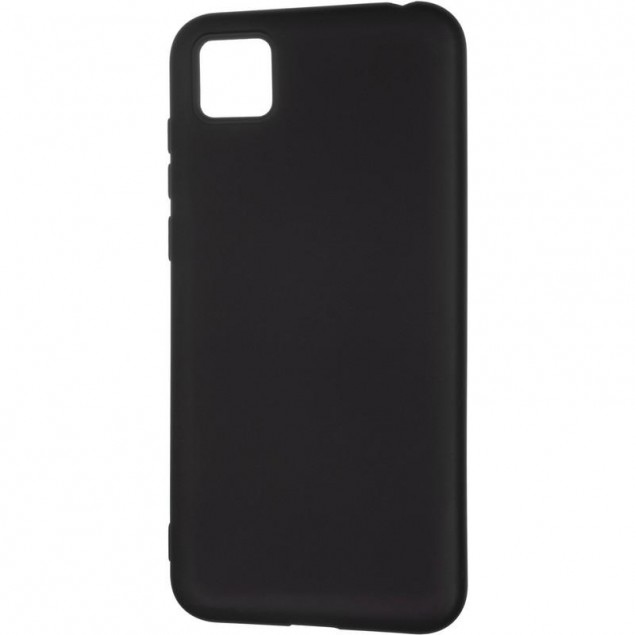 Full Soft Case for Huawei Y5P Black