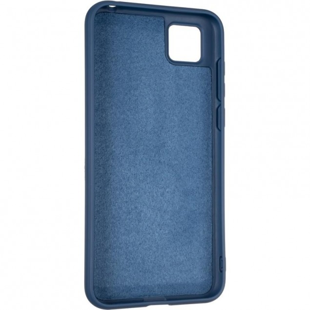 Full Soft Case for Huawei Y5P Blue